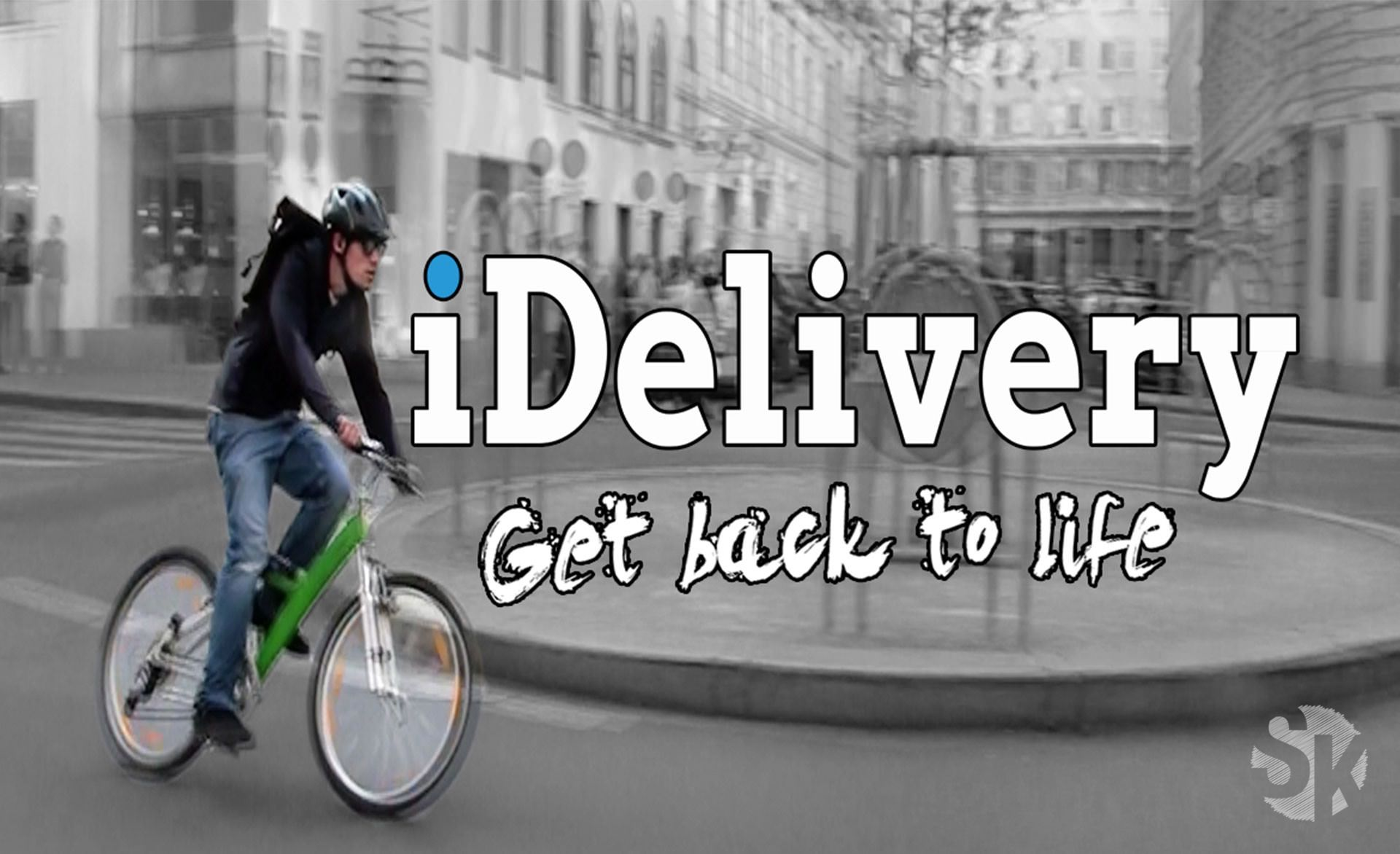 Start-up Video | iDelivery | 2015