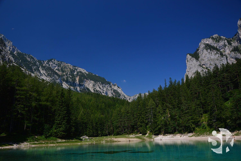 Landschafts-Fotografie | Grüner See | 2014
