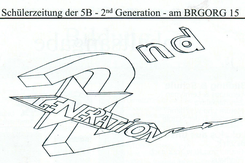 2nd generation | Klassen-Zeitung | 2010
