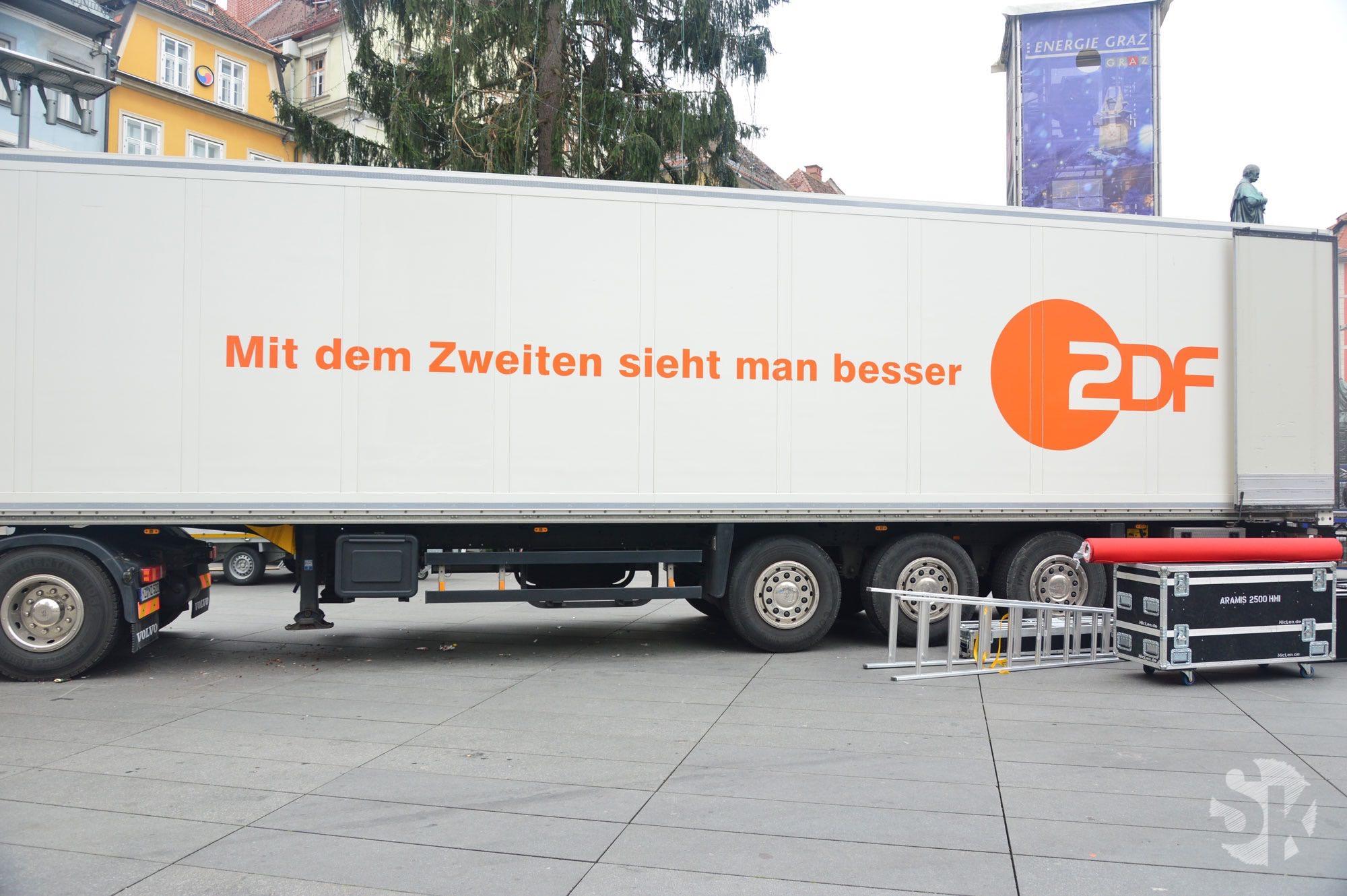 Wetten, dass..? - Besuch | Graz | 2014